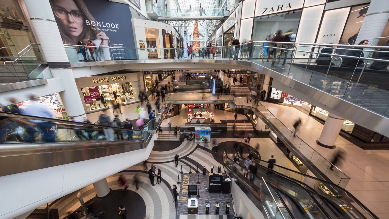 Retail brands in Singapore