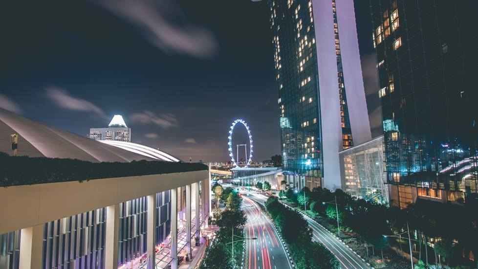Shifting trends of retail in Singapore